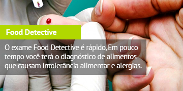 Destaque Food Detective